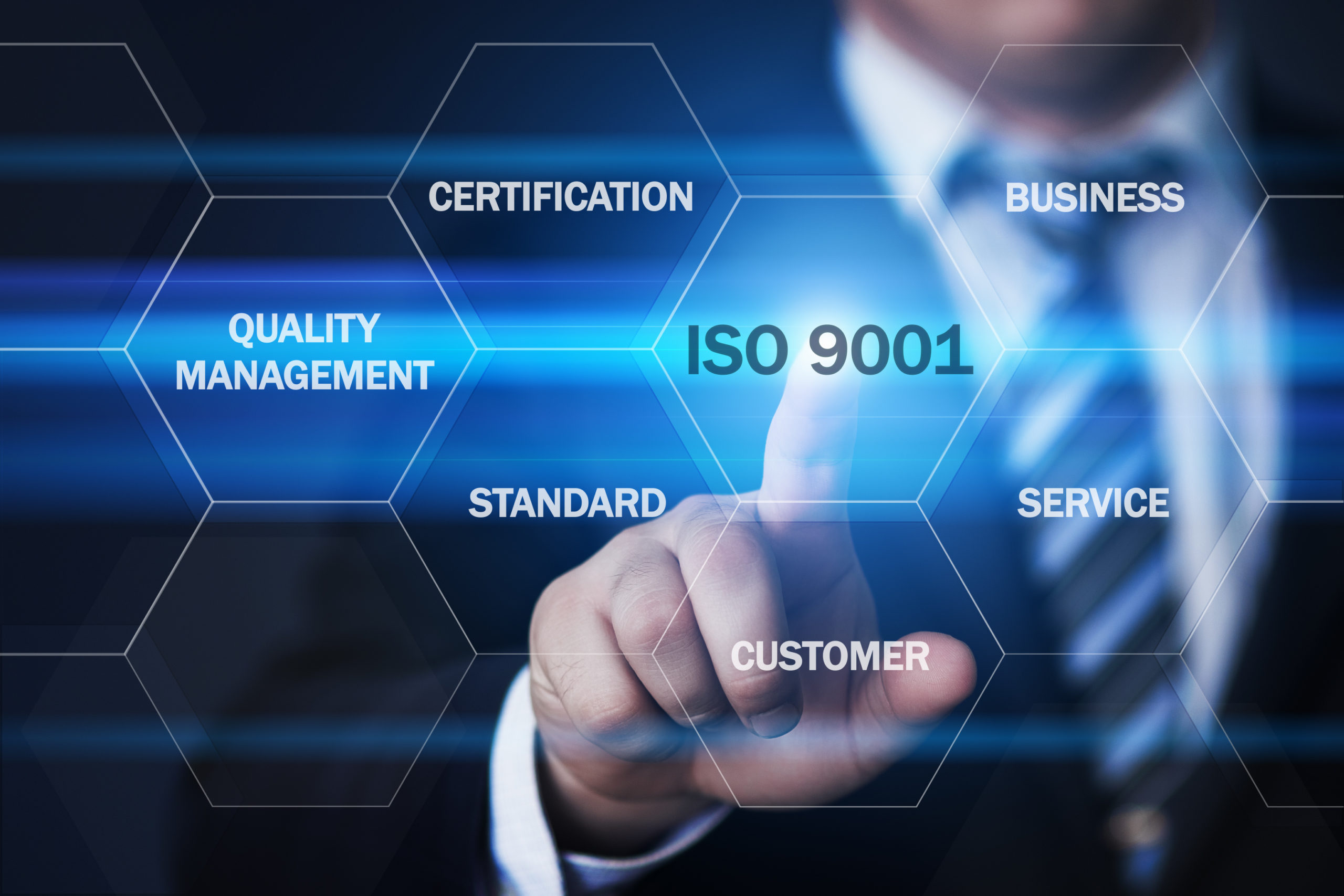Read more about the article ISO 9001:2015 certified